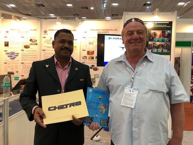 Представители ООО «ЧЕТРА – Комплектующие и запасные части» приняли участие в 7-ой Международной выставке высокотехнологичной продукции IESS, которая прошла в Ченнаи, штат Тамил Наду, Индия